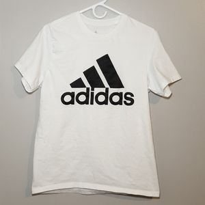 Adidas shirt short sleeve size M